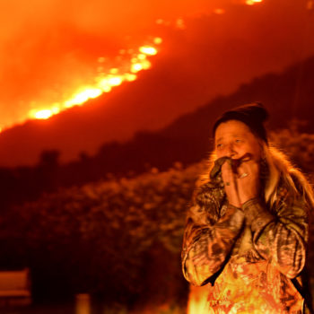 17 frightening images of the California wildfires that show how much damage has been done