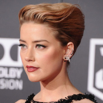 """Amber Heard spoke up after J.K. Rowling and Warner Bros. justified Johnny Depp's role in """"Fantastic Beasts"""""""