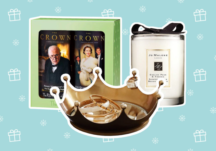 "16 regal gifts for your friend obsessed with ""The Crown"""