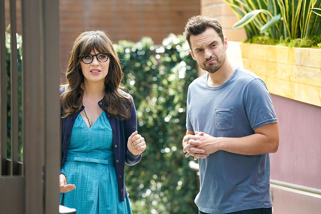 Who is nick dating in new girl