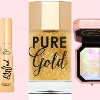 Too Faced's deliciously sweet Chocolate Gold Bar collection just landed