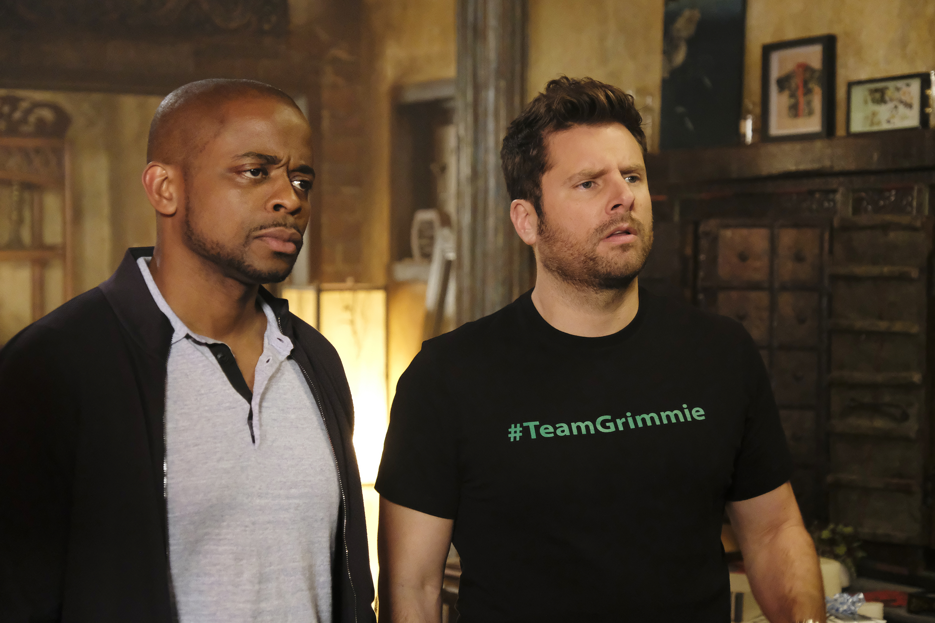 """Psych: The Movie"" was an absolutely perfect love letter to long-time fans"