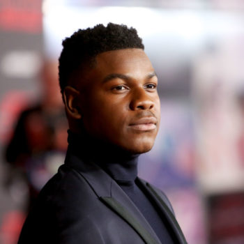 """John Boyega almost missed the """"Last Jedi"""" premiere, and this story is so dramatic it should be """"Episode IX"""""""