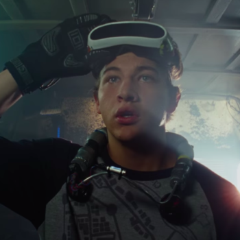 "The new trailer for ""Ready Player One"" is unlike any other geek movie you've ever seen"