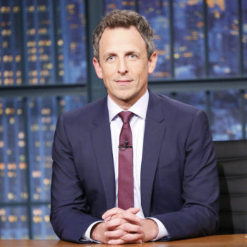 Seth Meyers is hosting the 2018 Golden Globes, and here's why not everyone is happy