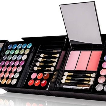 Amazon is selling this huge makeup kit that comes with almost 200 products, and it's only $30