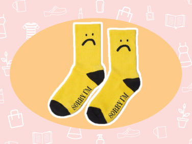 WANT/NEED: Socks to wear when you're stuck in traffic, and more stuff you want to buy