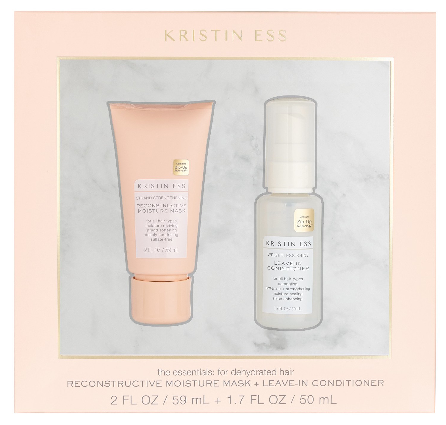 25 Last Minute Beauty Holiday Gifts To Pick Up At Target Hellogiggles Kit Metal Polish Cream 50 Gr 11kristin Ess Reconstructive Moisture Mask Leave In Conditioner Set 10