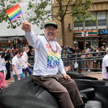 San Francisco mayor Ed Lee died unexpectedly this morning of cardiac arrest