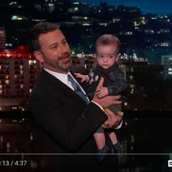 What is the Children's Health Insurance Program (CHIP), and why did Jimmy Kimmel just urge Congress to fund it?