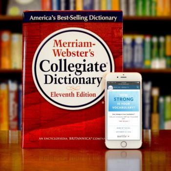 Merriam-Webster revealed their Word of the Year, and it couldn't be more perfect