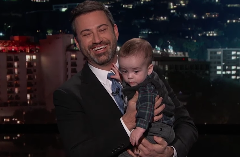 Everything we know about Jimmy Kimmel's baby son, Billy