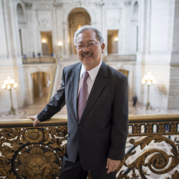 What you should know about Ed Lee, the first Asian-American mayor of San Francisco
