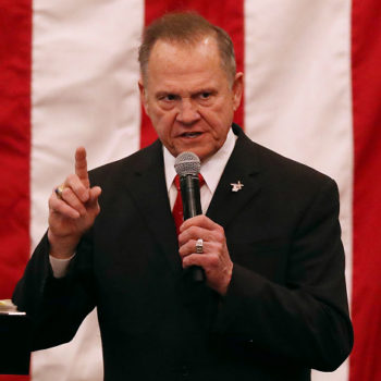 Is Roy Moore going to win the Alabama Senate race?