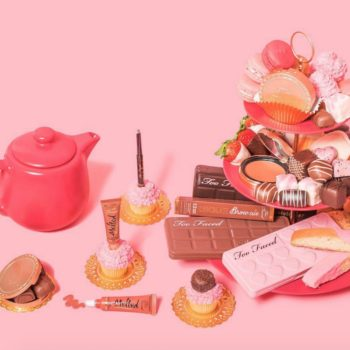 Too Faced's scented products are inspired by scratch 'n sniff stickers, and now we love them even more