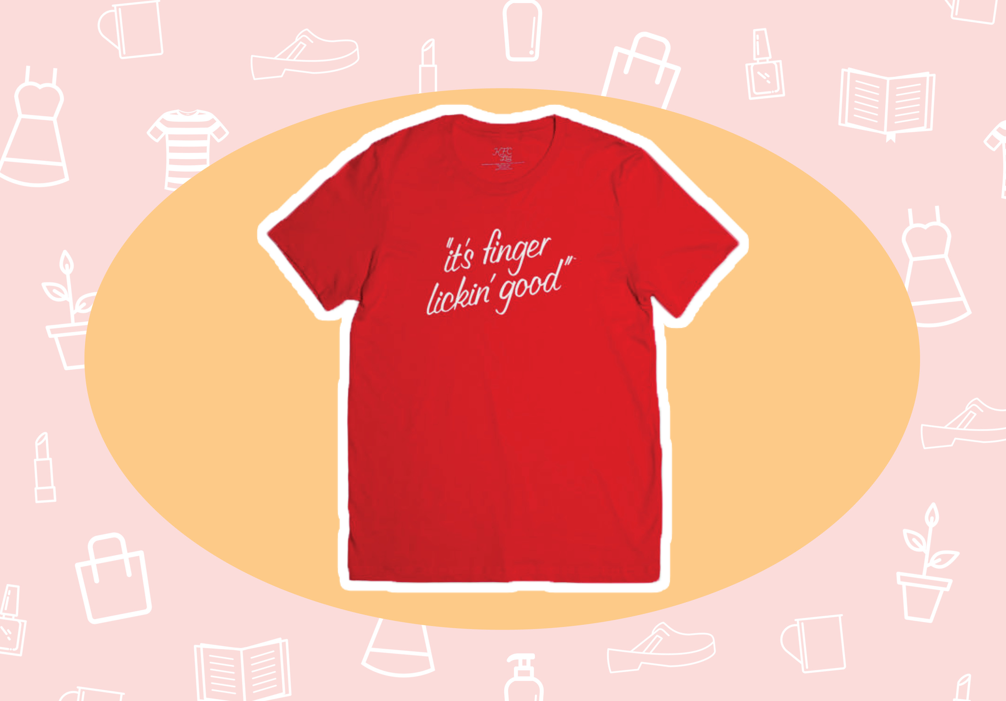 WANT/NEED: A finger lickin' good T-shirt, and more stuff you want to buy