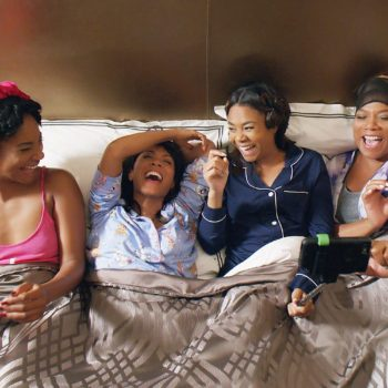 "Jada Pinkett Smith savagely takes down the Golden Globes for snubbing ""Girls Trip"" breakout star Tiffany Haddish"