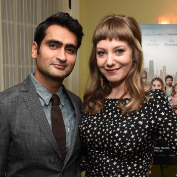 Kumail Nanjiani had the best reaction to the Golden Globe nominations