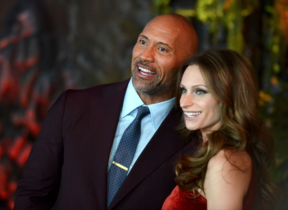 Dwayne Johnson revealed he and his girlfriend are expecting baby #2 in the most adorable way