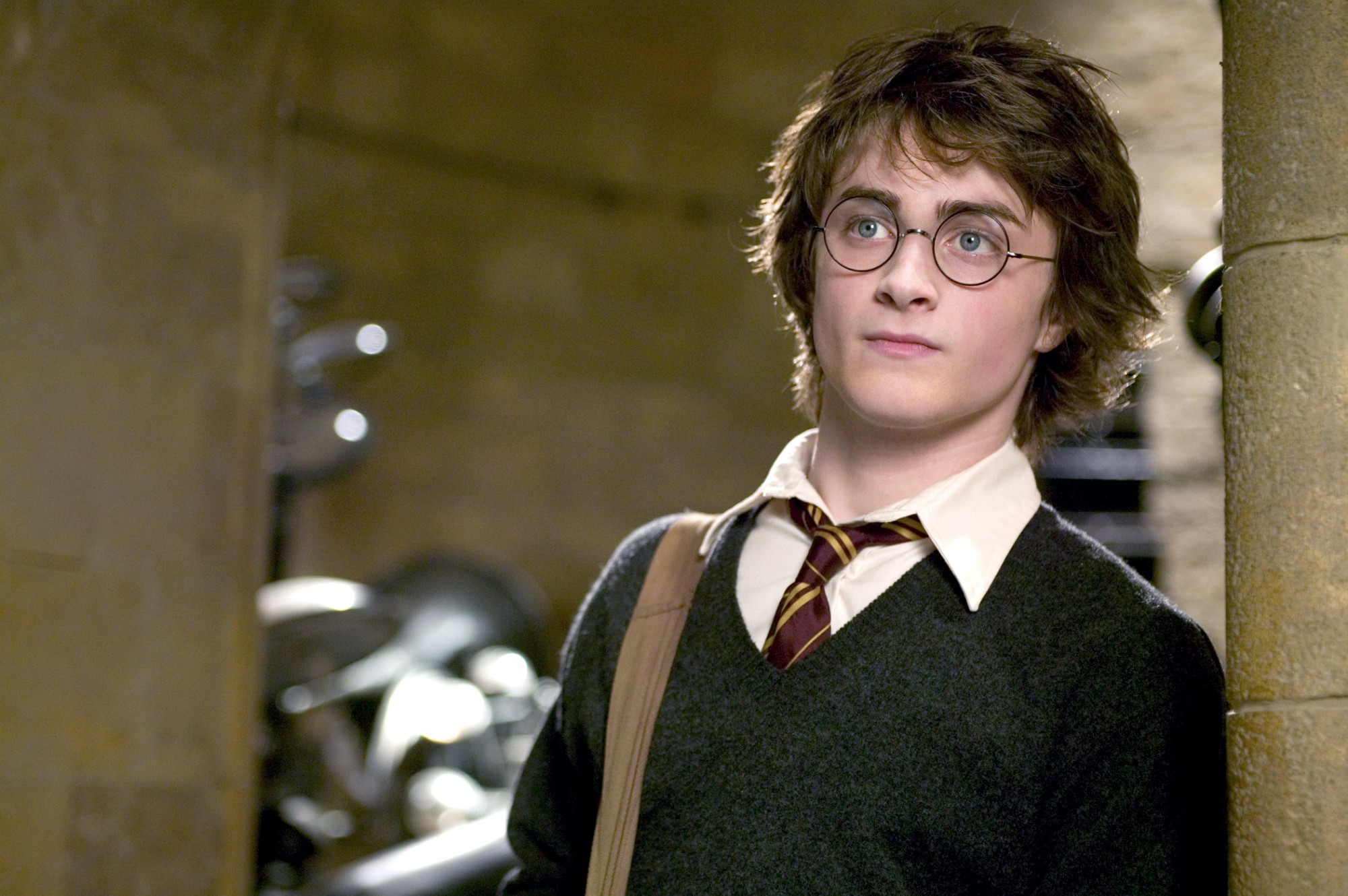 """This new """"Harry Potter"""" game will turn you into a student at Hogwarts, because dreams come true"""
