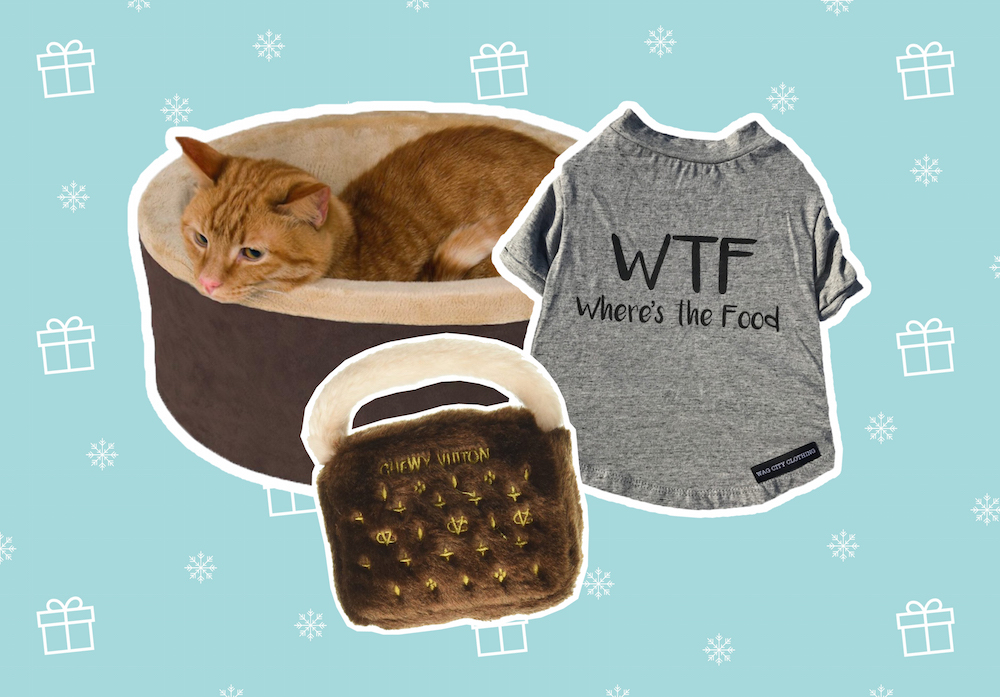 29 holiday gifts for your friends who are crazy-obsessed pet parents