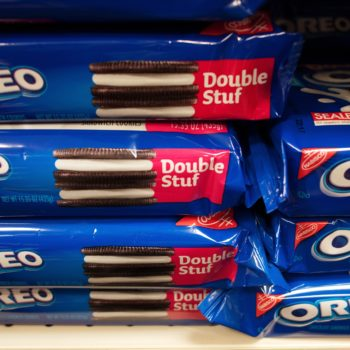 Oreo just introduced three new flavors, and they were created by fans