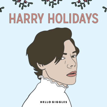 Happy Holidays! We're celebrating with downloadable cards, made just for our HG fam