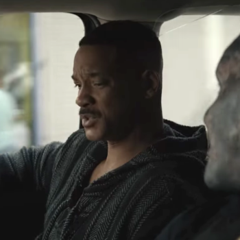 """Bright,"" Netflix's latest original movie, looks like the most bonkers action film this year"
