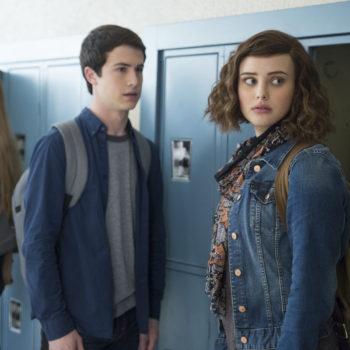 """13 Reasons Why"" just wrapped filming and threw the most epic party to celebrate"