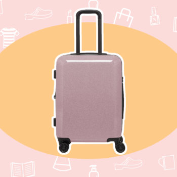 WANT/NEED: A suitcase to make holiday travel less hellish, and more stuff you want to buy
