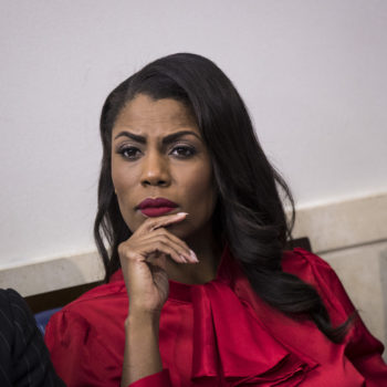 Omarosa is officially leaving the White House after less than a year