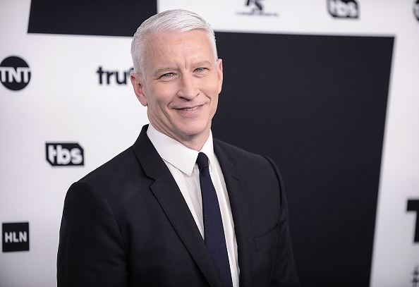 "Someone hacked Anderson Cooper's Twitter account and called Trump a ""pathetic loser"""