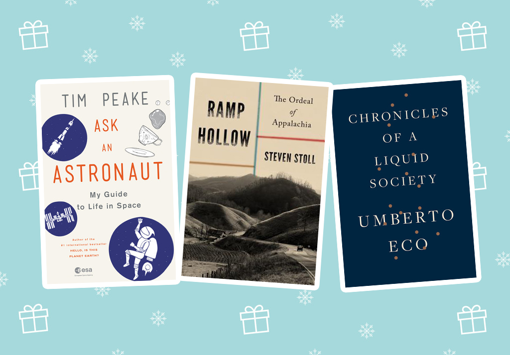 15 books to get your dad for christmas that hell actually read