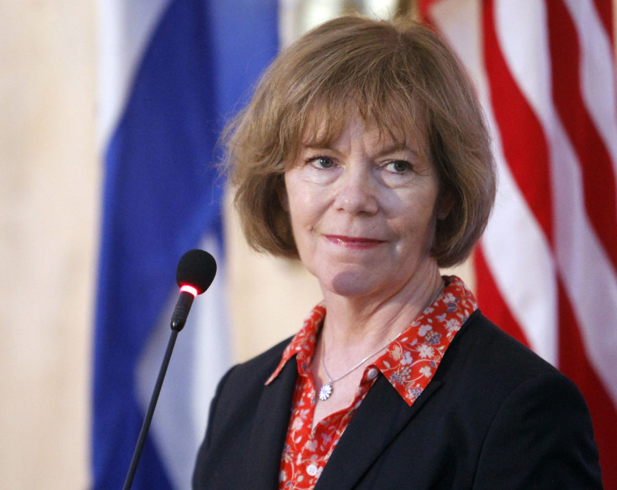 Meet Tina Smith, the Minnesota lieutenant governor who will replace Sen. Al Franken