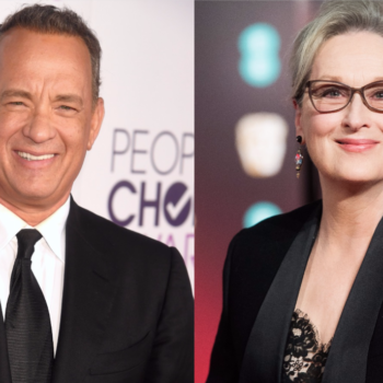 Meryl Streep just officially endorsed a candidate for 2020 — Tom Hanks
