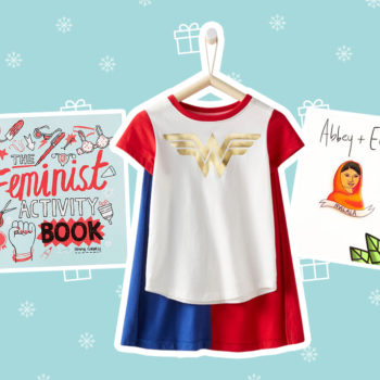 14 holiday gifts for the miniature feminist in your life