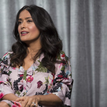 """Salma Hayek revealed she was abused by Harvey Weinstein in a chilling """"New York Times"""" op-ed"""