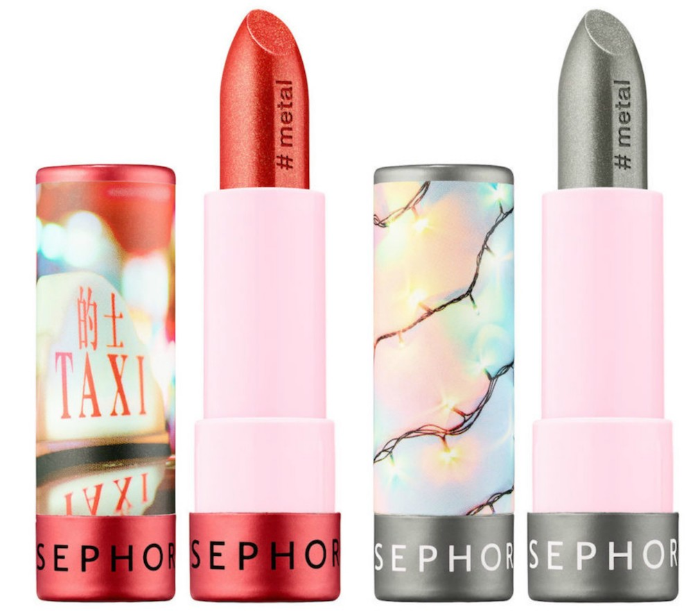 Sephora's massive #LipStories collection is like Instagram Stories-meets-makeup
