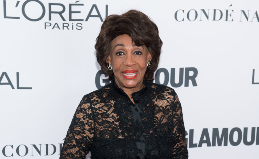 Maxine Waters proves she's the queen of shade in this tweet about the Alabama Senate election