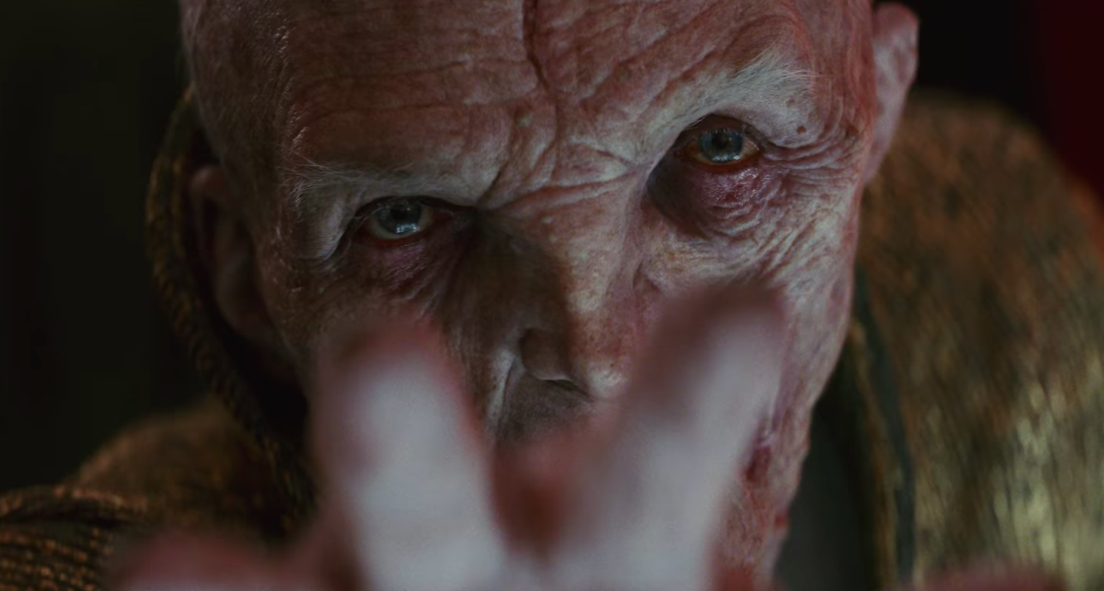 "Here's why every Snoke theory for ""The Last Jedi"" is horribly wrong"