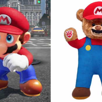 Build-A-Bear launched a Super Mario collection, and we're powering up our wallets