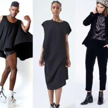 18 gender-neutral outfit ideas to wear to your upcoming holiday parties