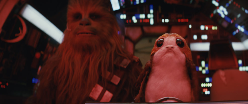 "Did Chewie eat the Porg in ""The Last Jedi""? An investigation"