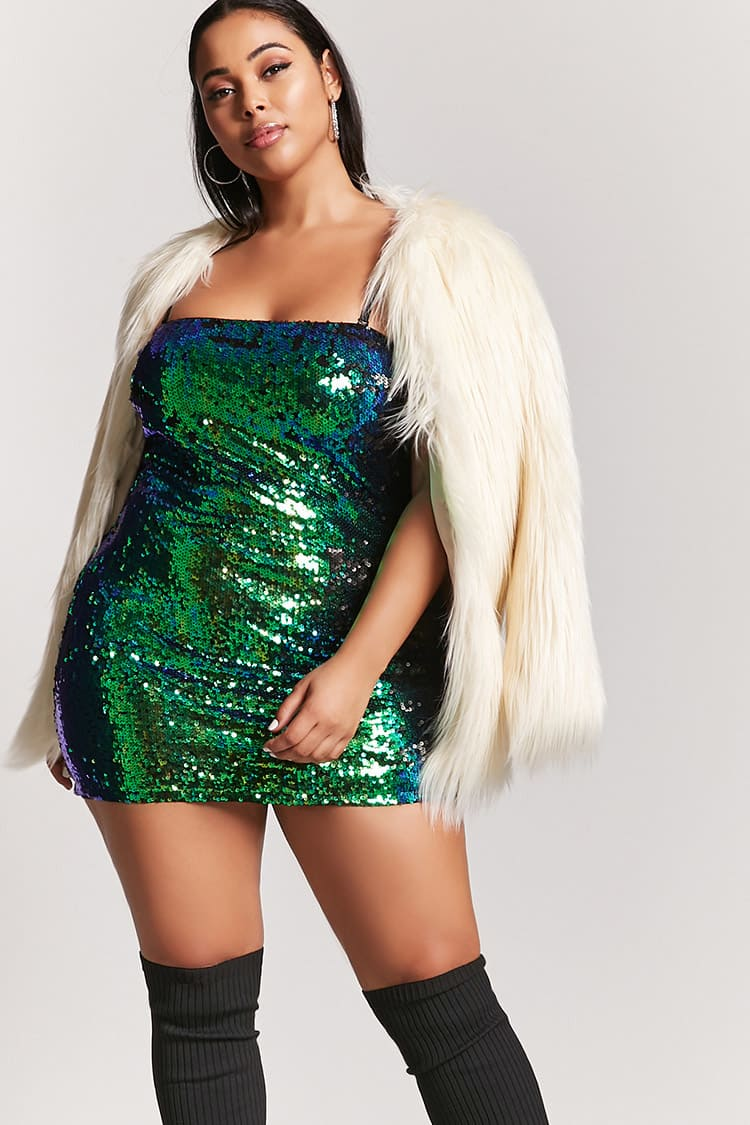 88324898 26 cute plus size dresses to wear for New Year's Eve - HelloGiggles