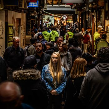 Your fear of crowded places isn't silly — here's how to handle it