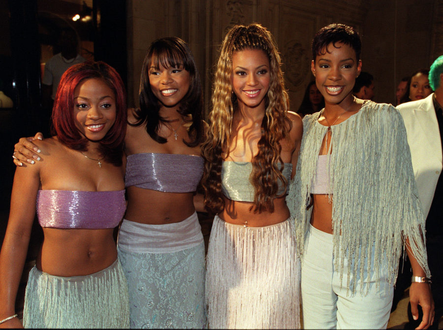 There's a theory that Destiny's Child is about to reunite, and we need a minute
