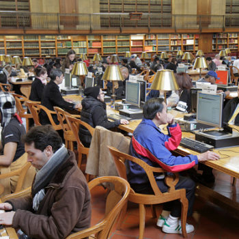 The net neutrality repeal would hurt public libraries — here's how