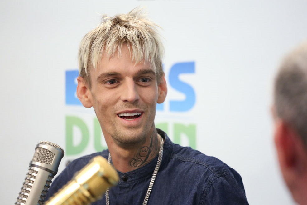 Aaron Carter says he never thought he'd make it to 30
