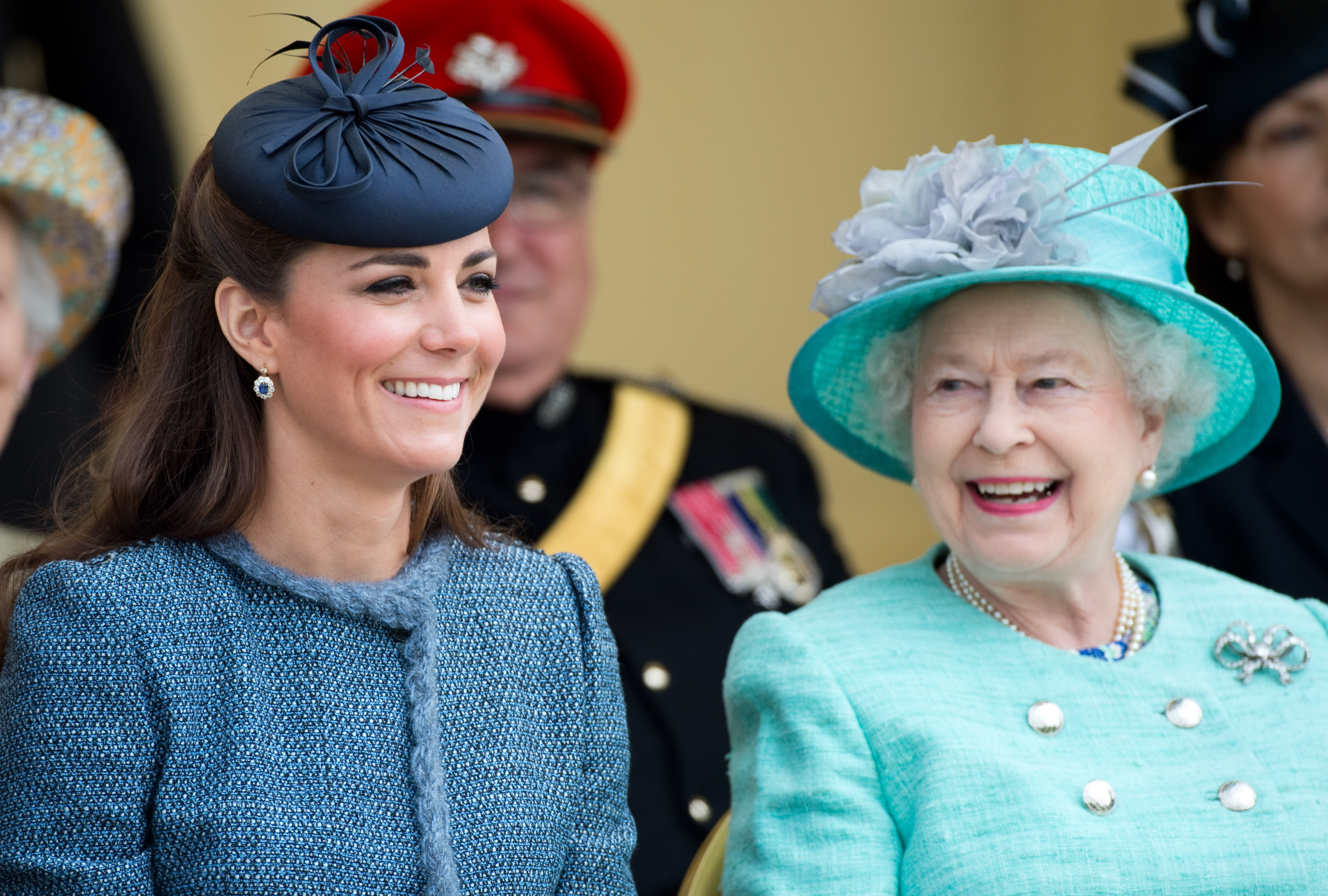 Kate Middleton DIY-ed the Queen's Christmas gift last year because royals — they're just like us
