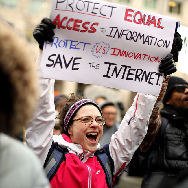 The FCC officially just voted to repeal net neutrality, and here's how you can resist right now